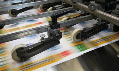 到2025年,包装印刷市场规模将达到4334亿美元