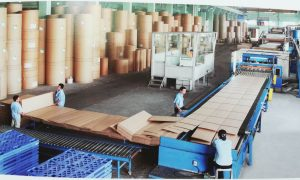 造纸和纸制品业一季度利润248亿,大增112.7%